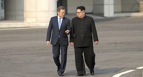 Hàn Quốc muốn cùng Triều Tiên thành lập cộng đồng kinh tế tương tự EU - Ảnh 1