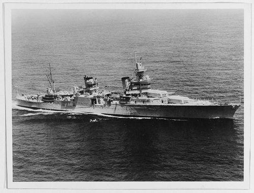Số phận bi thảm của chiến hạm chở bom hạt nhân Mỹ tại hàm cá mập - Ảnh 2