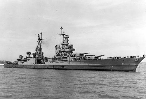 Số phận bi thảm của chiến hạm chở bom hạt nhân Mỹ tại hàm cá mập - Ảnh 15