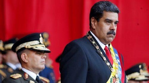 Venezuela bắt giữ 2 sĩ quan quân đội liên quan đến vụ ám sát Tổng thống - Ảnh 1