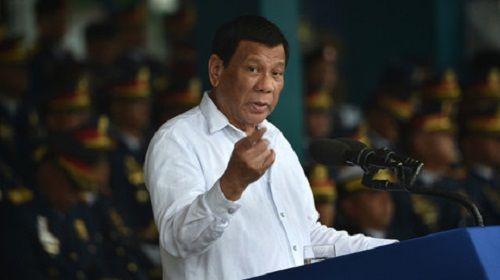 Ông Duterte cáo buộc Mỹ gửi thư giục mua vũ khí là hành động 'coi thường Philippines' - Ảnh 1