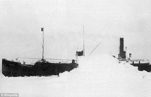 Bí ẩn 'con tàu ma' Baychimo tự lang thang trên biển suốt 38 năm - Ảnh 2