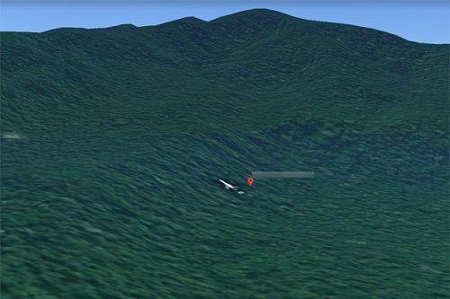 Thêm hình ảnh mới được cho là của MH370 rơi ở rừng rậm Campuchia - Ảnh 2