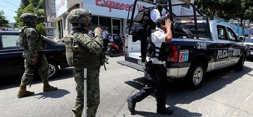 Mexico: Toàn bộ cảnh sát của một thành phố bị bắt giữ - Ảnh 1