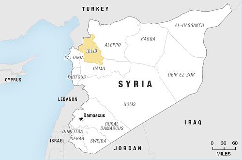 Khủng bố IS và sự tồn tại dai dẳng ở Syria - Ảnh 1