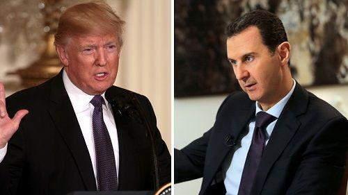 Thực hư chuyện ông Trump muốn 'ám sát' Tổng thống Syria Bashar al-Assad  - Ảnh 1