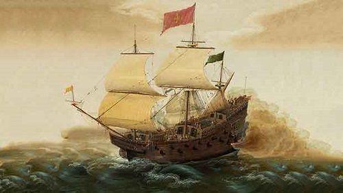 Cuộc tranh giành kho báu 17 tỷ USD từ chiến hạm chìm hơn 300 năm trước - Ảnh 1