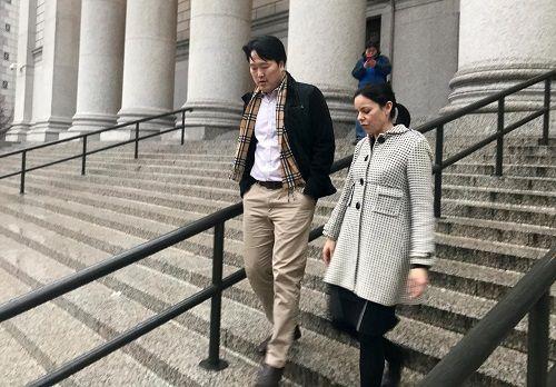 Cháu trai ông Ban Ki-moon bị phạt tù vì hối lộ để bán tòa nhà Keangnam tại Việt Nam  - Ảnh 1