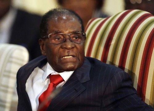 Trộm đột nhập nhà cựu Tổng thống Zimbabwe, 'khoắng' đi một vali đầy tiền - Ảnh 1