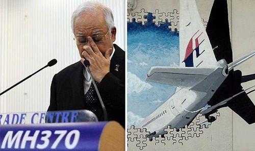 Bí ẩn MH370: Tuyên bố chính thức về vị trí máy bay mất tích dựa trên dữ liệu mật