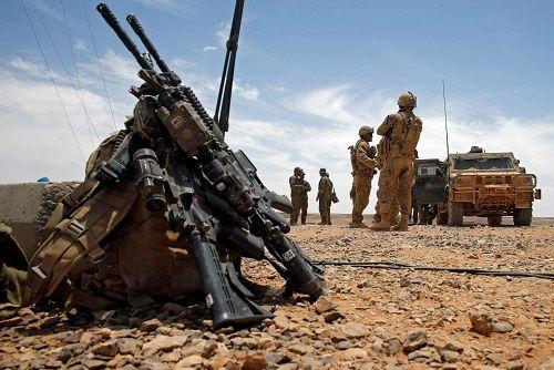 Nước Mỹ thấy gì sau 40 năm can thiệp vào Trung Đông? - Ảnh 1