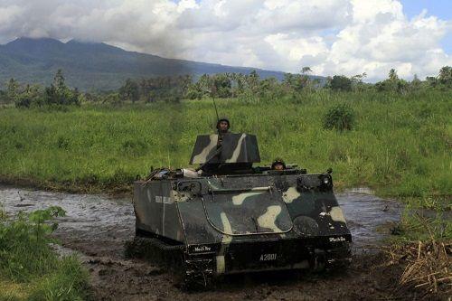 Các tập đoàn Mỹ thống trị thị trường buôn bán vũ khí toàn cầu - Ảnh 4