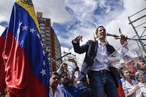 Khủng hoảng Venezuela: Mỹ bất ngờ công nhận lãnh đảo đảng đối lập là tổng thống - Ảnh 1