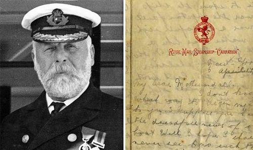 Thảm kịch chìm tàu Titanic: Do thuyền trưởng uống rượu say? - Ảnh 1