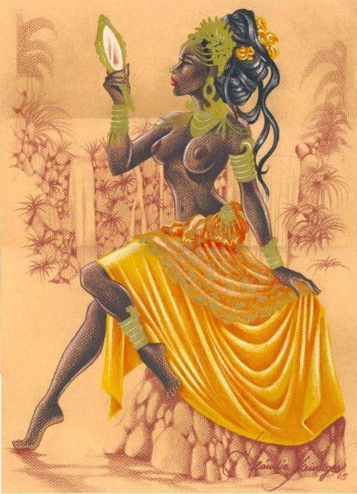 5 nữ thần đại diện cho tình yêu và sắc đẹp trong thần thoại thế giới - Ảnh 5