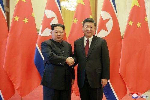 Triều Tiên có thể chuyển tên lửa sang Trung Quốc để đổi lấy việc dỡ bỏ lệnh trừng phạt - Ảnh 1