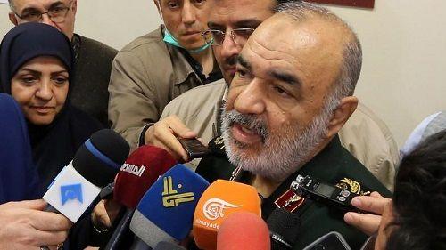Tướng Iran tuyên bố sẵn sàng tung đòn huỷ diệt nếu Israel gây chiến - Ảnh 1