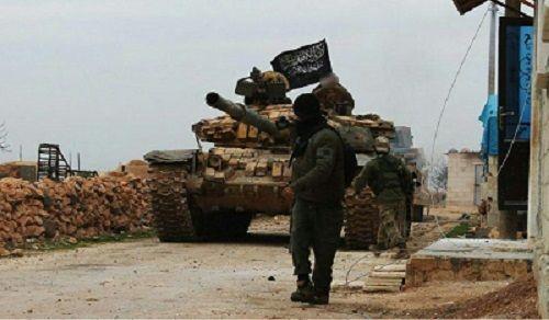 Khủng bố IS băng qua sông, sát hại hơn 20 binh sĩ quân đội Syria - Ảnh 1