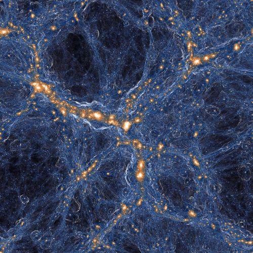 Phát hiện đám mây hóa thạch như vật thể vượt thời gian từ Vụ nổ Big Bang - Ảnh 1