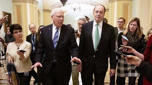Nghị sĩ Mỹ đồng ý chi tiền xây bức tường biên giới vì lo ngại chính phủ đóng cửa lần nữa - Ảnh 1