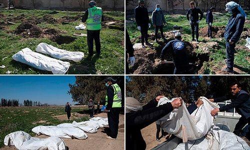 Phát hiện mộ tập thể chứa 3.500 nạn nhân của IS, hé lộ số phận con tin Mỹ - Ảnh 1
