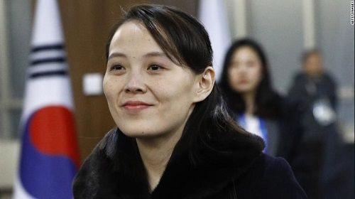 Em gái Chủ tịch Kim Jong-un: Người phụ nữ quyền lực nhất Triều Tiên - Ảnh 1