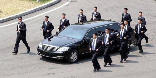 Tất tần tật thông tin về dàn 'vệ sĩ chạy bộ' bảo vệ Chủ tịch Kim Jong-un - Ảnh 1