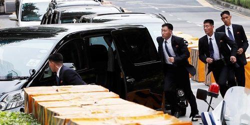 Tất tần tật thông tin về dàn 'vệ sĩ chạy bộ' bảo vệ Chủ tịch Kim Jong-un - Ảnh 2