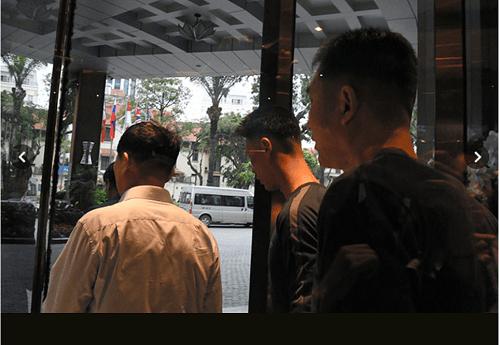 Tiết lộ những hình ảnh hiếm hoi về đội cận vệ của Chủ tịch Kim Jong-un ở Hà Nội - Ảnh 2