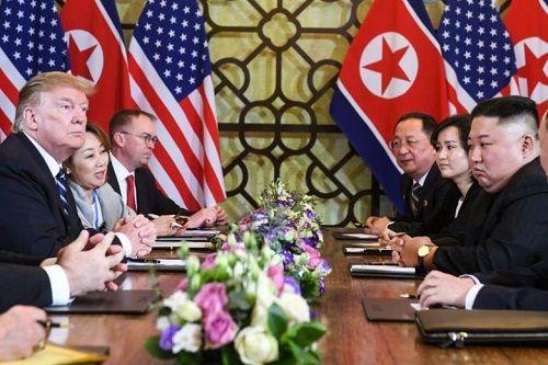 Chuyên gia nói gì khi Mỹ - Triều không đạt được thoả thuận chung tại Hà Nội? - Ảnh 1