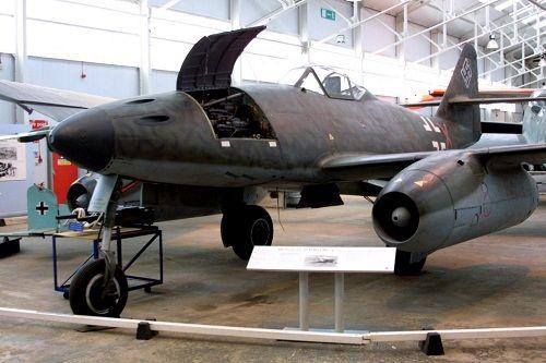 Me-626 tử thần: Máy bay chiến đấu của Đức Quốc xã - Ảnh 2