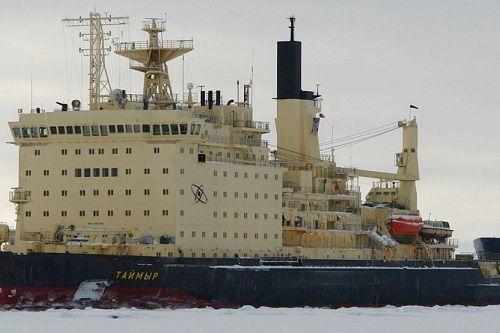 Trung Quốc chế tạo tàu chạy bằng năng lượng hạt nhân nặng 30.000 tấn - Ảnh 1