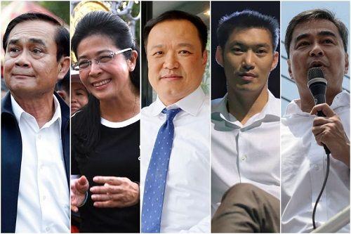 Những ứng viên hàng đầu cho vị trí Thủ tướng Thái Lan - Ảnh 1