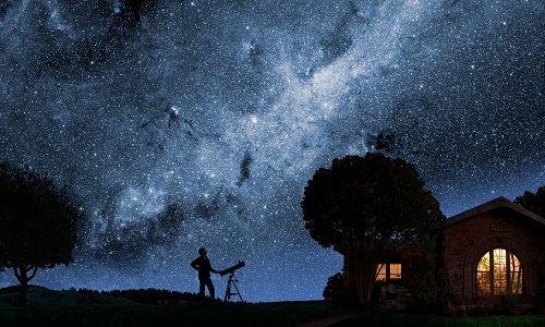 Các nhà khoa học khám phá ra khối lượng Dải Ngân hà  - Ảnh 1
