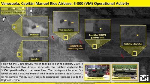 Rộ tin Venezuela bí mật triển khai 'rồng lửa' S-300 giữa lúc căng thẳng - Ảnh 1