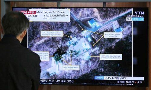 Tổng thống Trump sẽ 'rất thất vọng' nếu Triều Tiên thực sự xây lại bãi thử hạt nhân - Ảnh 1