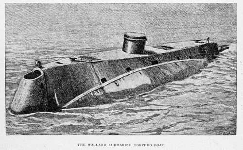 Lịch sử phát triển khiến tàu ngầm trở thành siêu vũ khí với sức mạnh áp đảo (Kỳ 1) - Ảnh 4