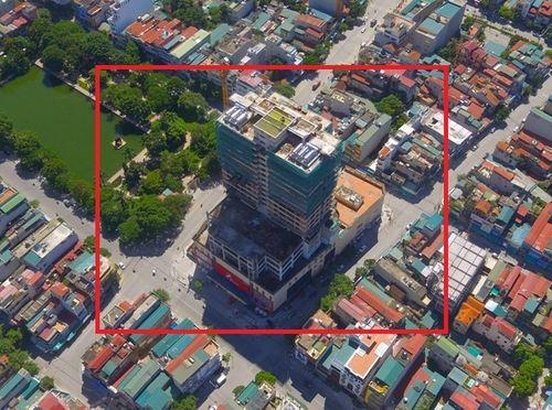 """Thanh Hóa: """"Tiện tay cầm nhầm"""" 279 m2 đất vàng (Kì 4): Hành trình hợp thức hóa cho những sai phạm tại TTTM Bờ Hồ? - Ảnh 1"""