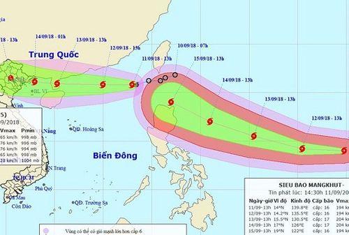 2 cơn bão dồn dập tiến thẳng biển Đông, các địa phương chủ động ứng phó - Ảnh 1