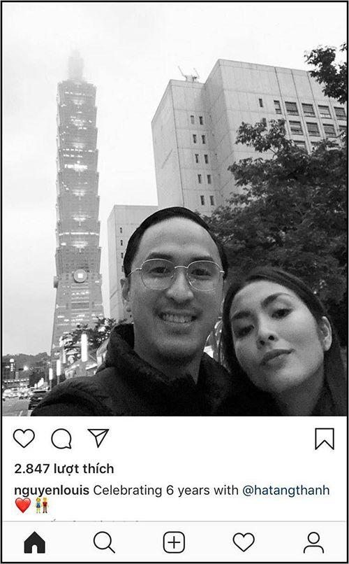 Chồng Tăng Thanh Hà đăng ảnh hạnh phúc bên vợ kỷ niệm 6 năm ngày cưới - Ảnh 1