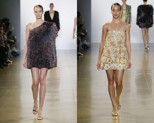 """Choáng ngợp với """"cuộc dạo chơi của những vì sao"""" của Công Trí tại New York Fashion Week 2019 - Ảnh 6"""