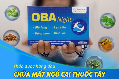 Dược phẩm Spitan Việt Nam bị phạt 50 triệu đồng vì quảng cáo TPCN Oba Night như thuốc chữa bệnh - Ảnh 1