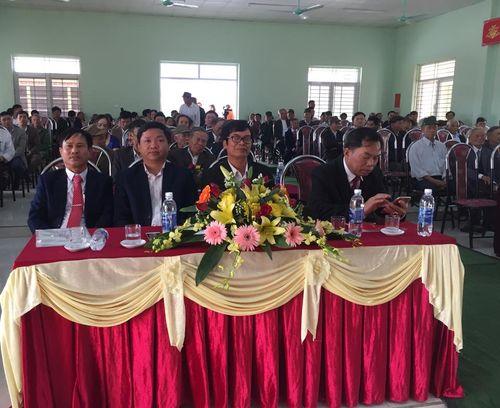 Xã Các Sơn, huyện Tĩnh Gia, tỉnh Thanh Hóa: Đạt chuẩn Quốc Gia về nông thôn mới - Ảnh 2