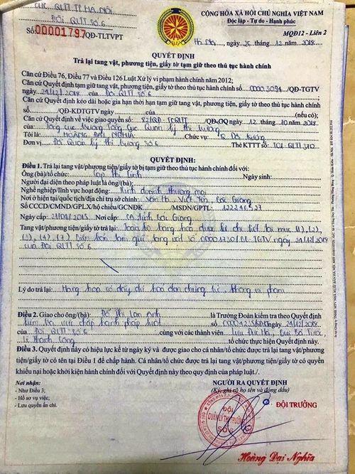Phản hồi thông tin mỹ phẩm bị bắt giữ vì không rõ nguồn gốc ở Hà Nội - Ảnh 3