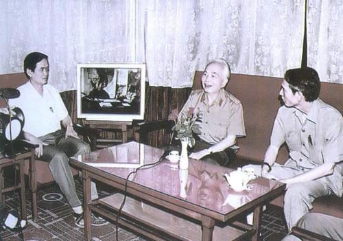 Tự hào chung dòng máu Việt với Đại tướng Võ Nguyên Giáp - Ảnh 2