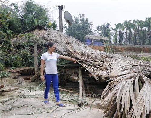 Người dân khổ vì dự án thi công dở dang do thiếu vốn - Ảnh 1