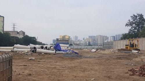 """Dự án Aurora Garden Tam Trinh: """"Mập mờ"""" chủ đầu tư, rao bán nhà khi chỉ là bãi đất trống? - Ảnh 2"""