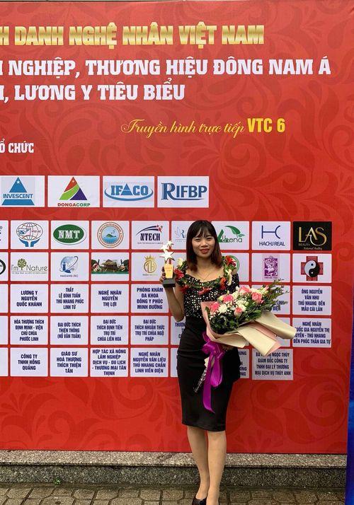 Nguyễn Thu Hằng – Từ hai bàn tay trắng đến giám đốc kinh doanh của thương hiệu Las Beauty - Ảnh 4