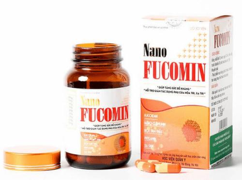 Sản phẩm Nano Fucomin trên website vi phạm quy định quảng cáo? - Ảnh 1