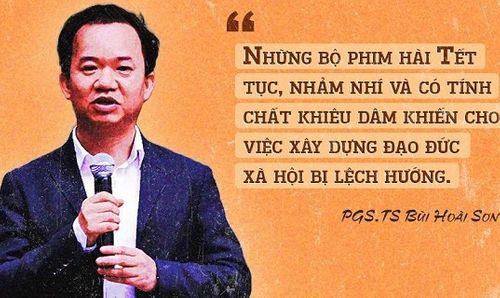 """Hài Tết """"bẩn"""" đang đầu độc âm thầm tâm hồn Việt - Ảnh 1"""
